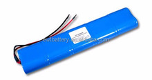NiCd D Rechargeable Battery Pack 12V 5000mAh