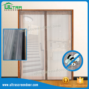Magnet Bug Screen Door Friendly For Dogs