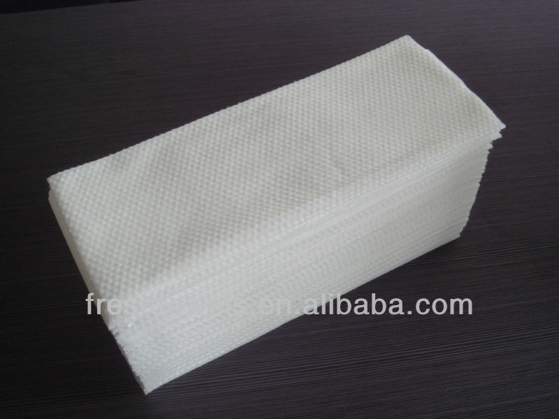 Hot sale Disposable Hair/Body Towels For Beauty Salon And Spa