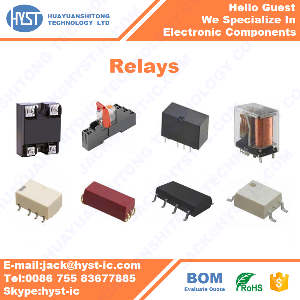 Relay AQR40A2-S-Z10/18VDC HE1AN-Q-DC12V TQ2SS-L2-12V Power Signal Solid State Time Delay