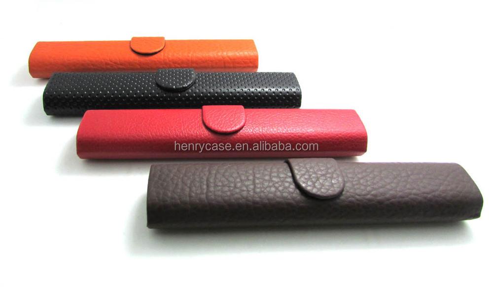 Henrycase Slim Glasses Case For Reading Glasses Or Pen