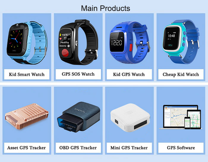 Mini size child tracking device micro gps chip small gps tracker for kids / elderly