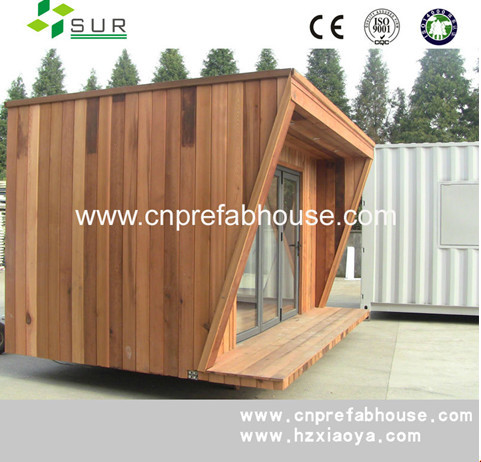 China Prefab Cabin Wooden Container House Buy China