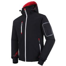 Fashion Windproof Outdoor Softshell Winter Mens Down Jacket
