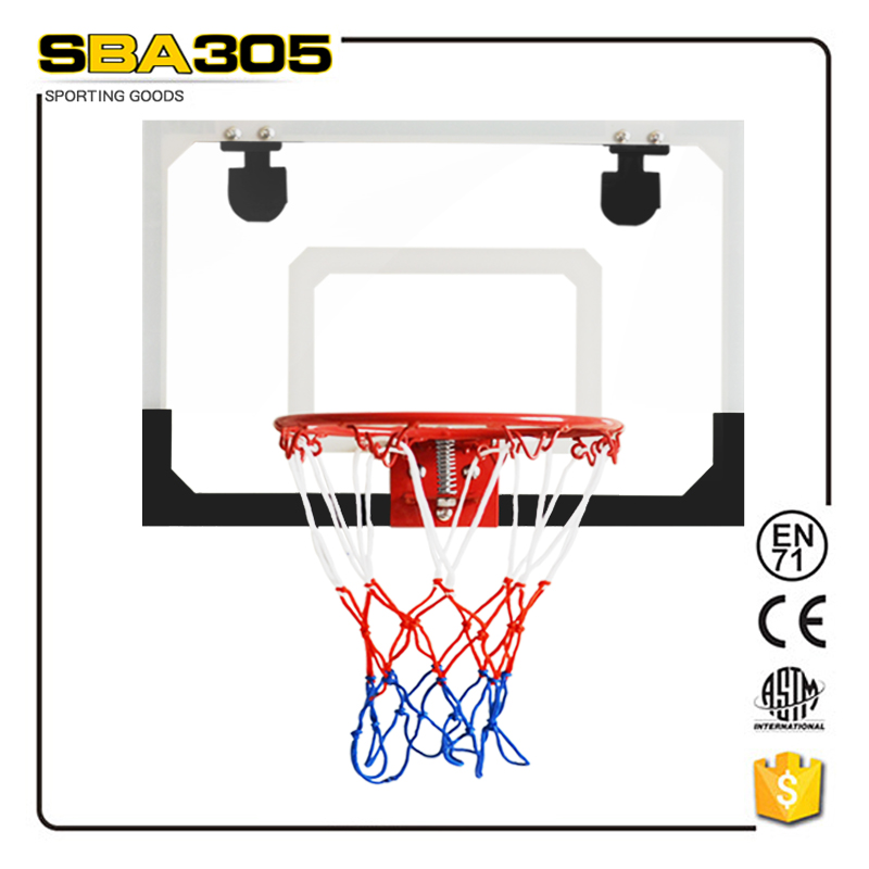 jiangsu supplier rebound basketball backboard with ring