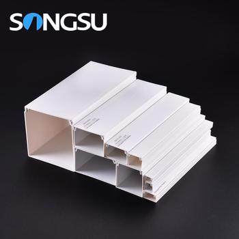 building materials customized sizes pvc telephone wiring duct supplies 50x50 80x40mm buy wiring duct 50x50,telephone wiring duct supplies,pvc wiring Telephone Junction Box