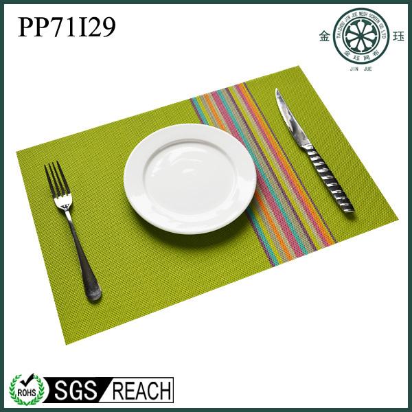 Unique Wholesales Disposable Paper Placemats Rectangular For Restaurants  HB72