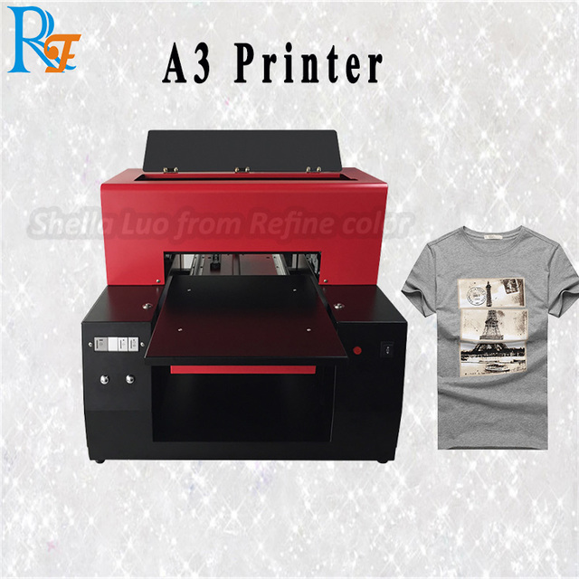 China Wholesale A4 T Shirt Printer Machine Offset