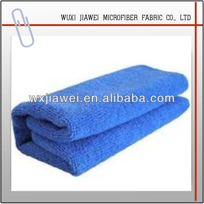 blue car care Microfiber Cleaning Cloth