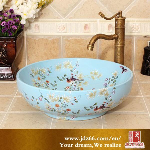 Farbige Gute Waschtischplatte Zahler Nach Oben Keramikbecken