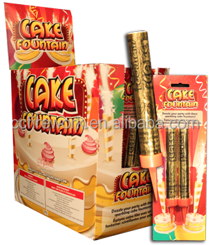 hot selling fireworks birthday candles