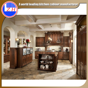 Guangzhou Factory Offer Contemporary Gothic Italian Kitchen Cabinet  Furniture With Best Kitchen Accessories