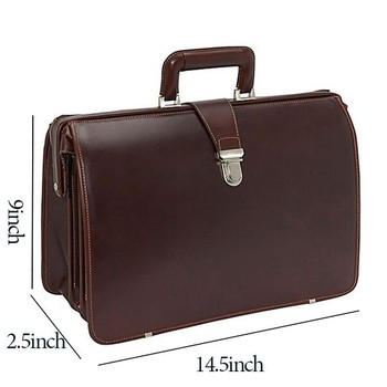 0acd75d8934a China Wholesale Luxury Unique Leather Briefcase Lawyer Briefcases ...