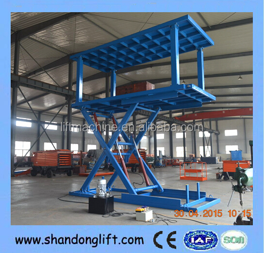 Best selling in alibaba car parking system double deck for Beach house lifts