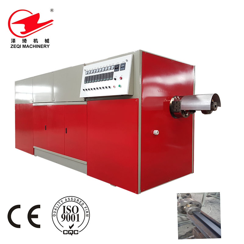 single screw graphite extruder machine, graphite extruder