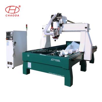 Cnc Woodworking Machine/ Wood Foam Eps Epp Molding Machine - Buy 4 Axis Cnc  Milling Machine,Woodworking Cnc Machines For Sale,4 Axis Cnc Router