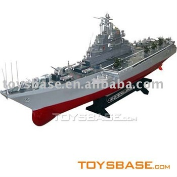 Toy,1:275 Model 4 Channel Rc Aircraft Carrier