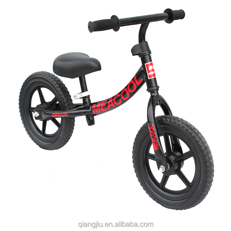 High carbon steel frame children <strong>bicycle</strong> without pedal balance bike/balance <strong>bicycle</strong> for kids Made in China
