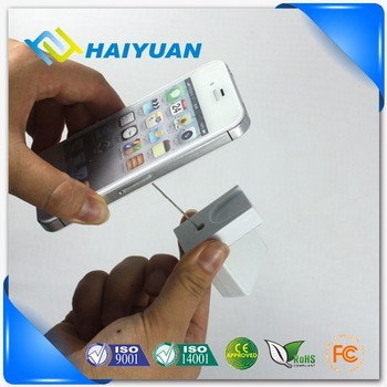 Security display anti-theft pull box for mobile phone