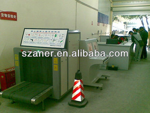 X Ray Baggage Inspection System For Airports K10080