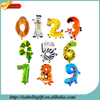 Animals Number Ballons Air Balloons Birthday Party Globos Number Foil Balloons