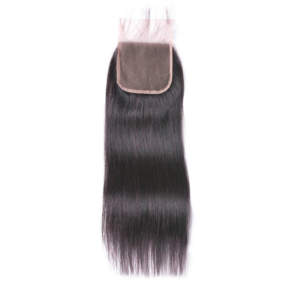human hair closure China supplier, 4*4 closure online shopping