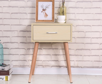 Scandinavian hign quality simple design fashion MDF side cabinet