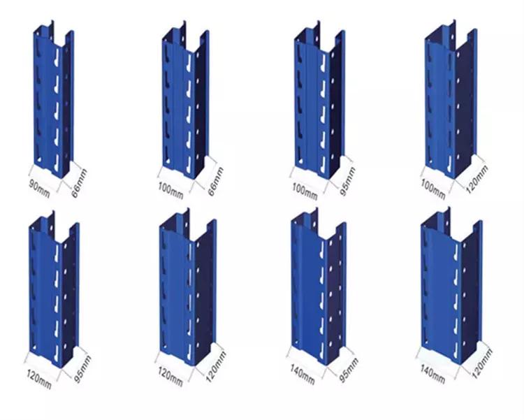 heavy rack industrial shelves logistics shelving metal rack shelves pallet racking