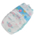 Customized Softness Organic Cotton Nappies Medium Size Disposable White Baby Diapers For Africa