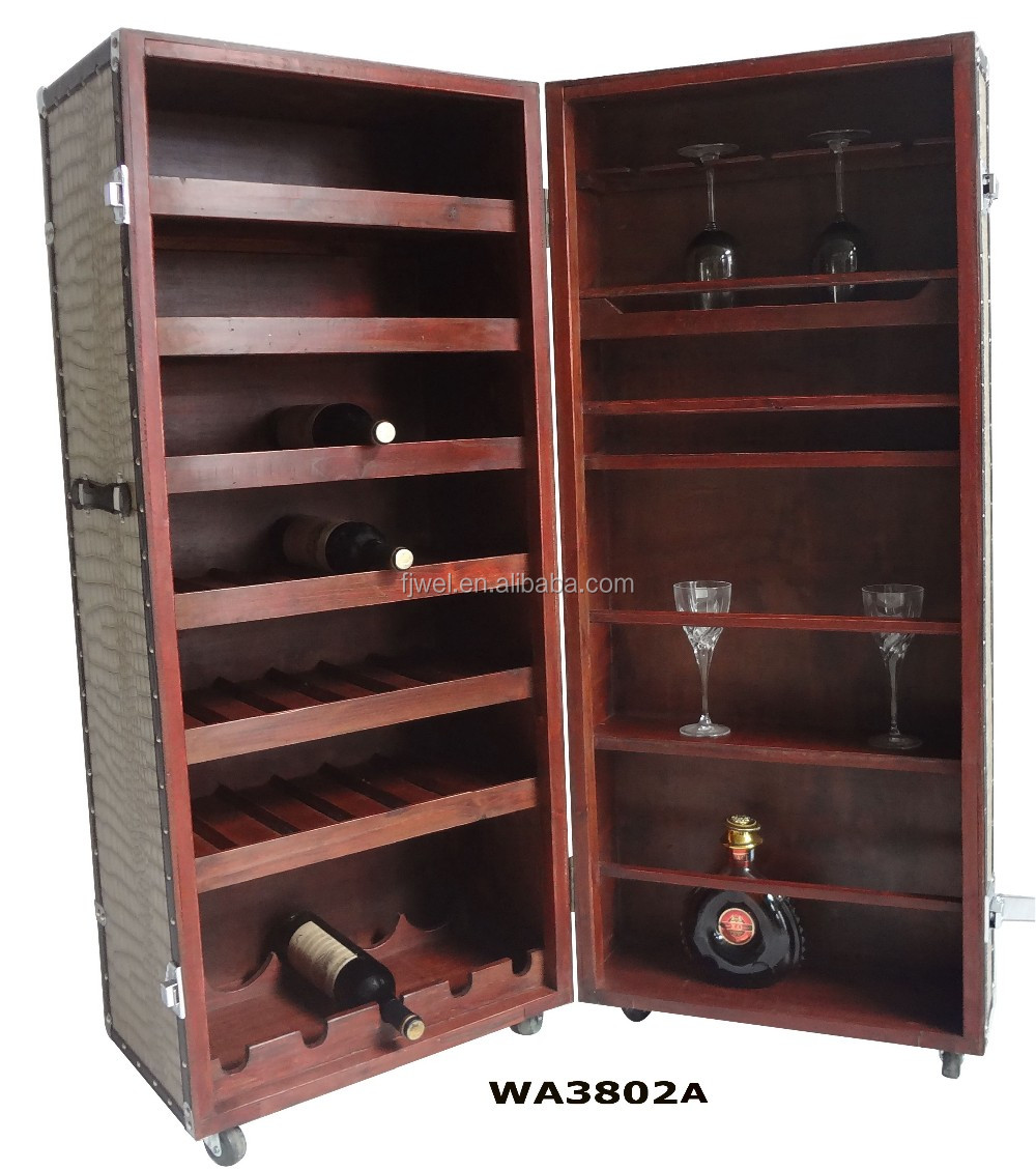 antike retro roll bar schrank - buy product on alibaba