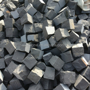 Factory Directly Offer Black Granite Black Stone Cube Stones Slab & Tile For Construction Stone