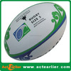 official size and weight personalized grain surface rubber rugby ball