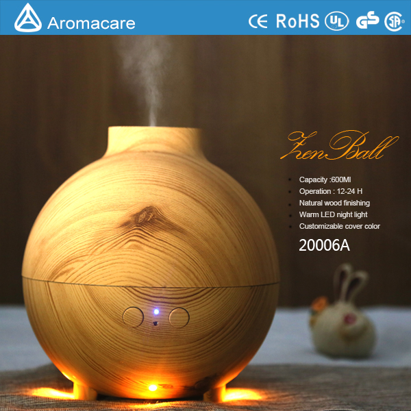 Aromacare model 20006A 600ml oil essential diffuser