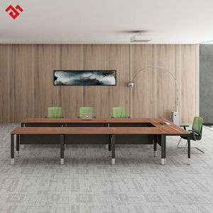 Office Furniture Meeting Room 10 Person Conference Table