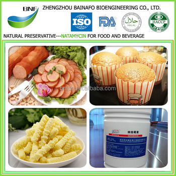 ISO Natural Preservative---Natamycin 50% in Lactose