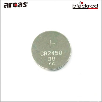 OEM CR2450 buttoncell with good price and best quality