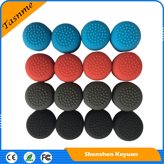 Silicone Analog Thumb Grip Thumbstick Cap for Nintendo Switch