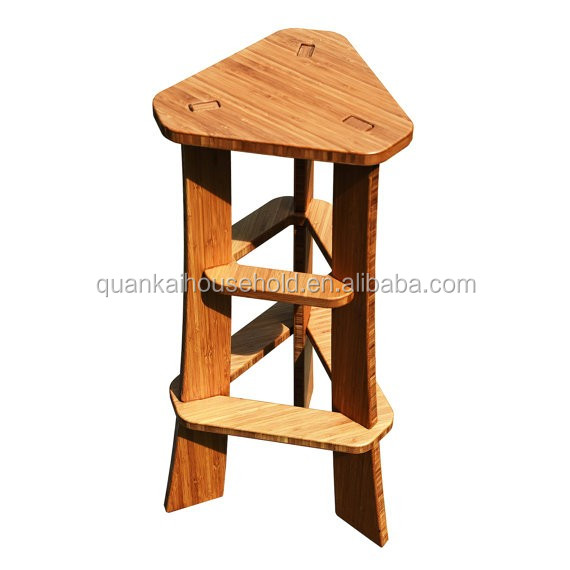 Awe Inspiring Bamboo Triangle Bar Stool For Guitar Players And Fashionable Posteriors Buy Unique Bar Stools Stools Triangle Stool Product On Alibaba Com Ocoug Best Dining Table And Chair Ideas Images Ocougorg