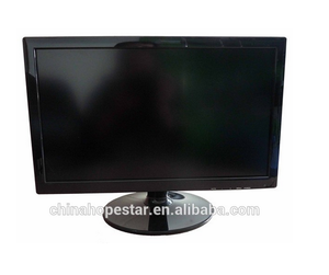 high brightness 16:9 TFT LED VGA pc monitor 17.3 inch