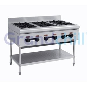 New Model Indian Kitchen Blue Flame Cast Iron Gas Stove