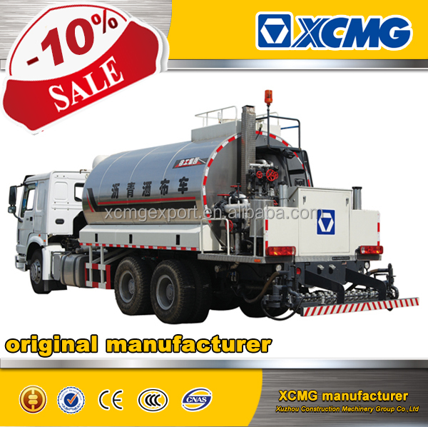 Trade Assurance road maintenance spray asphalt distributor trucks for sale