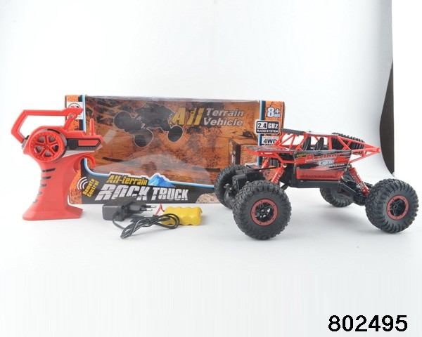 4CH off road rc truck toy vehicle for adult and kids