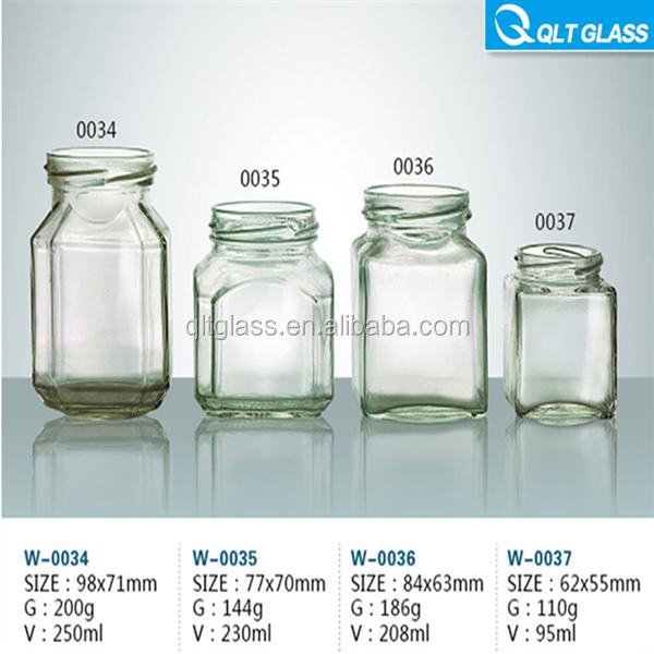 verre conserver pot de confiture effacer ronde en verre bouteille pour canning miel bouteilles. Black Bedroom Furniture Sets. Home Design Ideas