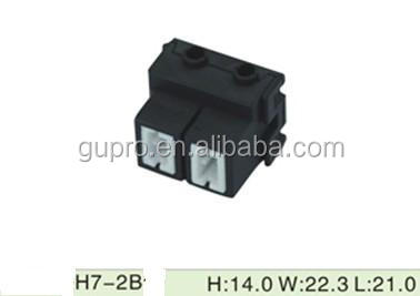 H7 car headlight bulbs connectors H7 -2B headlight connectors