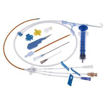 medical microbicide single double triple lumen central venous