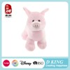 Various styles of custom plush natural cheap pig dolls world toy animals