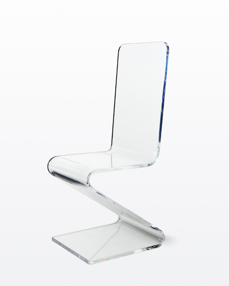 Clear Acrylic Z Dining Chair, Clear Acrylic Z Dining Chair Suppliers And  Manufacturers At Alibaba.com