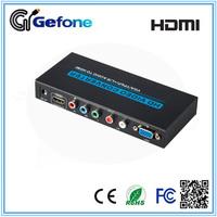 Ypbpr RGB to HDMI Converter