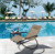 Hot Sale Outdoor Patio Steel PVC Mesh Foldable Rocking Chair, KD