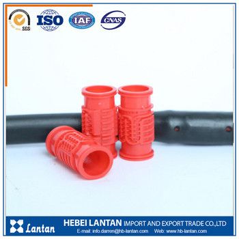 Wholesaler PE Drip irrigation pipes for farm irrigation system